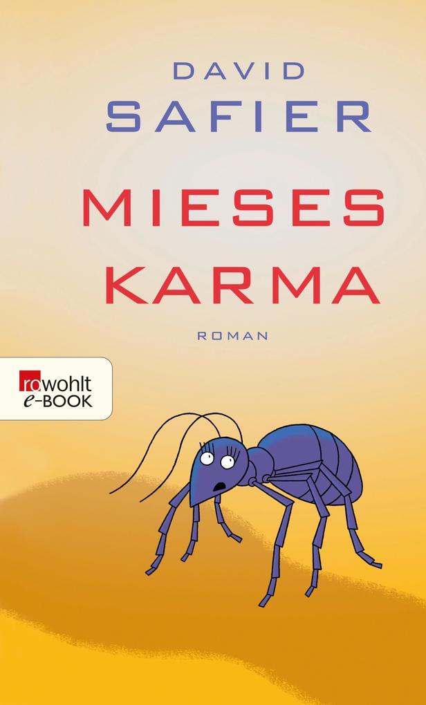 Mieses Karma als eBook von David Safier