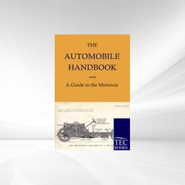 The Automobile Handbook als Buch von