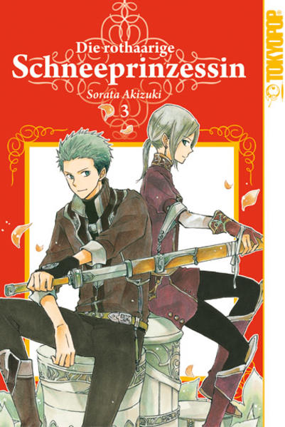 Die rothaarige Schneeprinzessin 03 als Buch von Sorata Akizuki