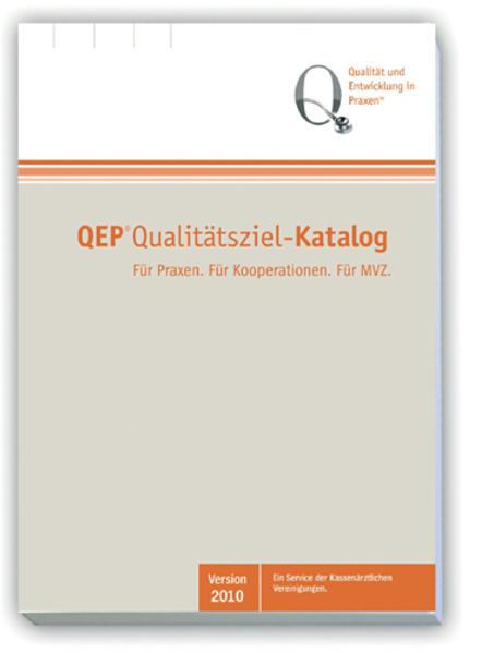 QEP® Qualitätsziel-Katalog als Buch von