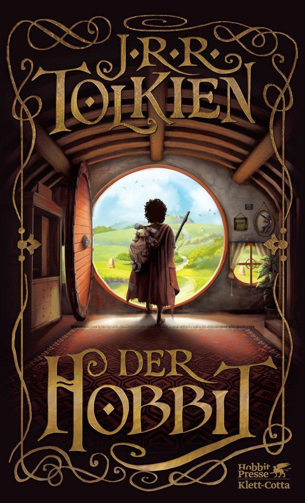 Der Hobbit als Buch von John Ronald Reuel Tolkien