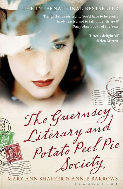 The Guernsey Literary and Potato Peel Pie Society als Taschenbuch von Mary Ann Shaffer, Annie Barrows