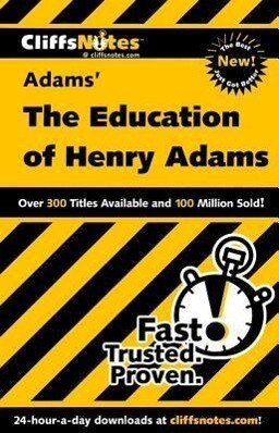 The Education of Henry Adams als Taschenbuch