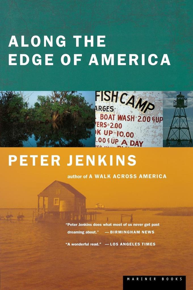 Along the Edge of America als Taschenbuch