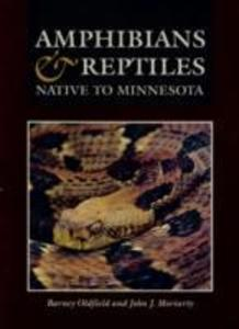 Amphibians and Reptiles Native to Minnesota als Buch