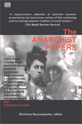 The Anarchist Papers als Taschenbuch