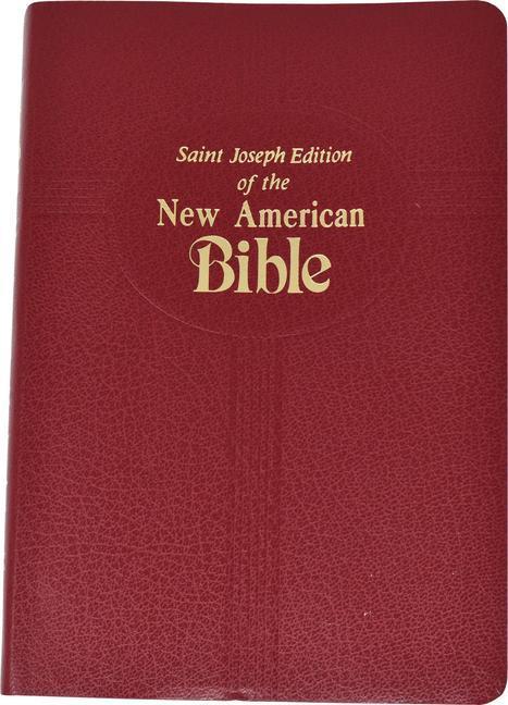 Saint Joseph Medium Size Bible-NABRE als Buch
