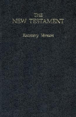 Recovery New Testament-OE-Economy Size als Taschenbuch