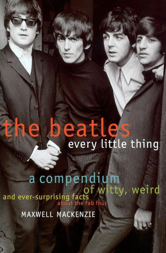 Beatles: Every Little Thing als Taschenbuch