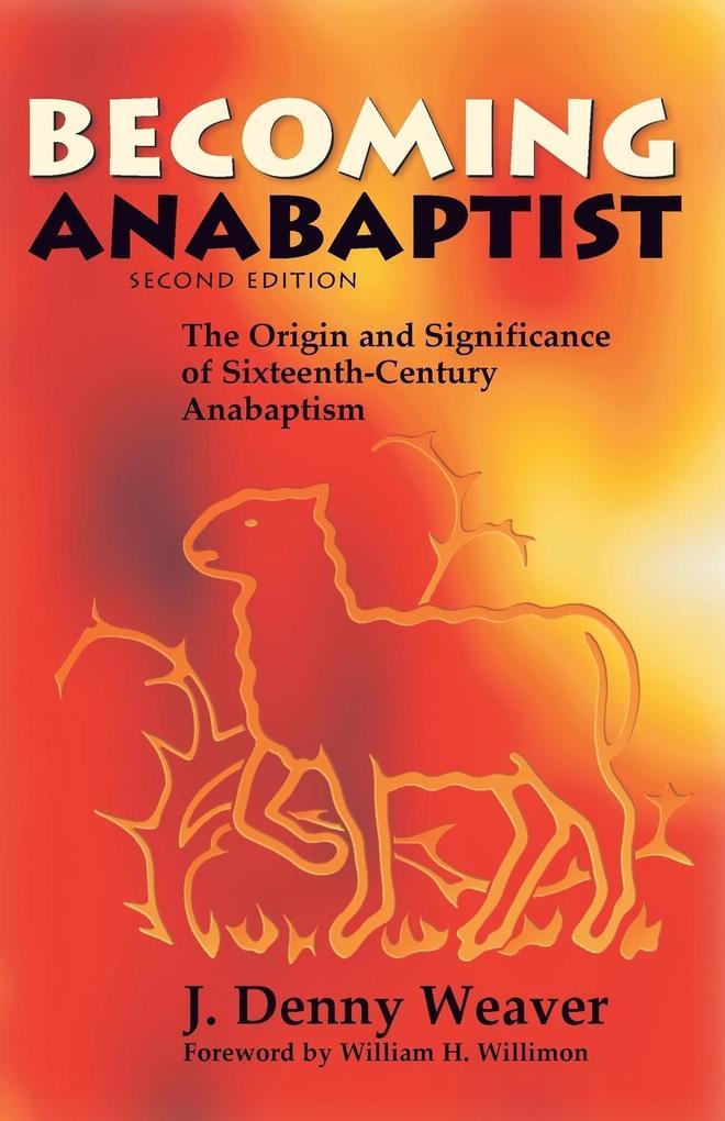 Becoming Anabaptist als Taschenbuch