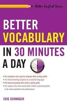 Better Vocabulary in 30 Minutes a Day als Taschenbuch