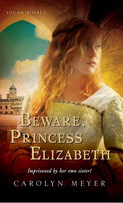 Beware, Princess Elizabeth als Taschenbuch