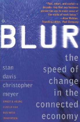 Blur: The Speed of Change in the Connected Economy als Taschenbuch