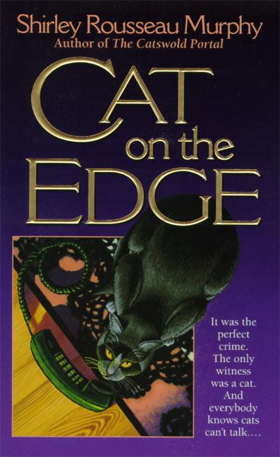 Cat on the Edge: A Joe Grey Mystery als Taschenbuch