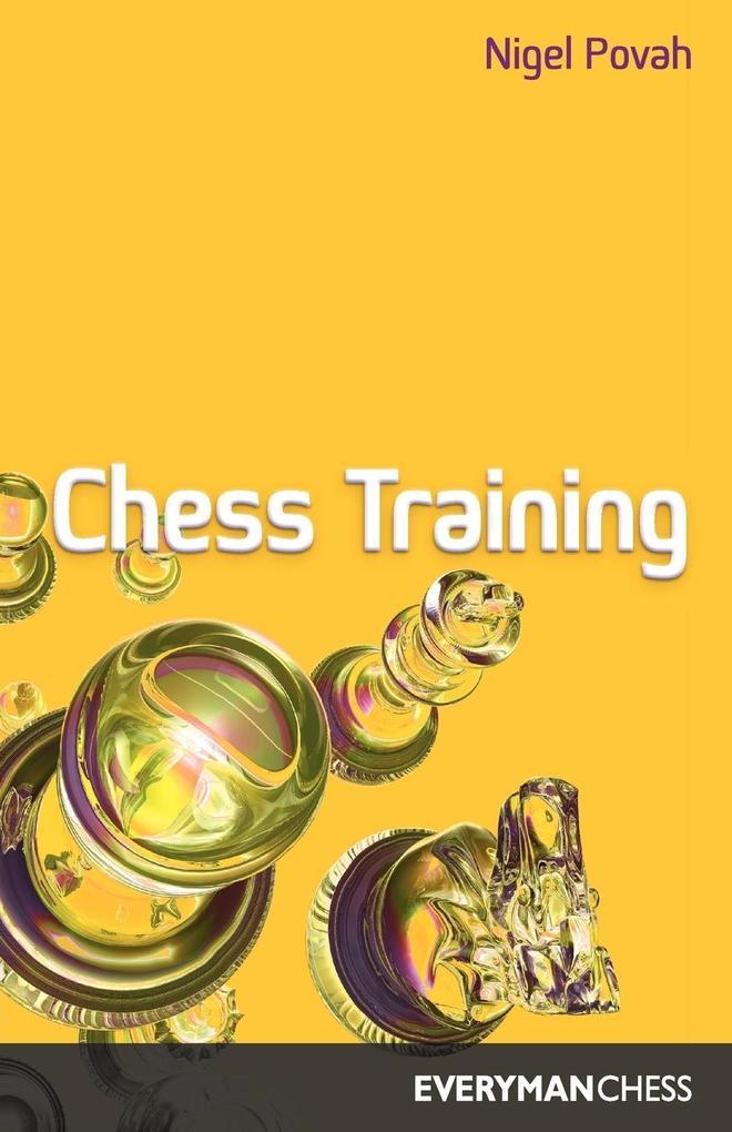 Chess Training als Taschenbuch
