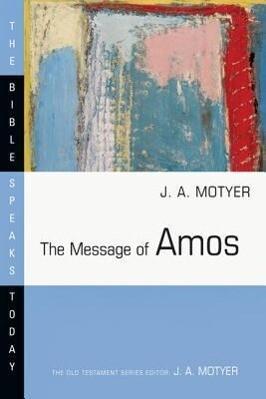 The Message of Amos als Taschenbuch