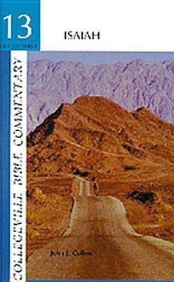 Collegeville Bible Commentary Old Testament Volume 13: Isaiah als Taschenbuch