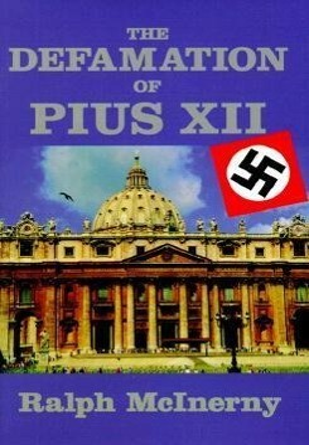 Defamation of Pius XII als Buch