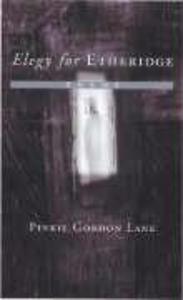Elegy for Etheridge als Taschenbuch