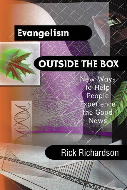 Evangelism Outside the Box: New Ways to Help People Experience the Good News als Taschenbuch