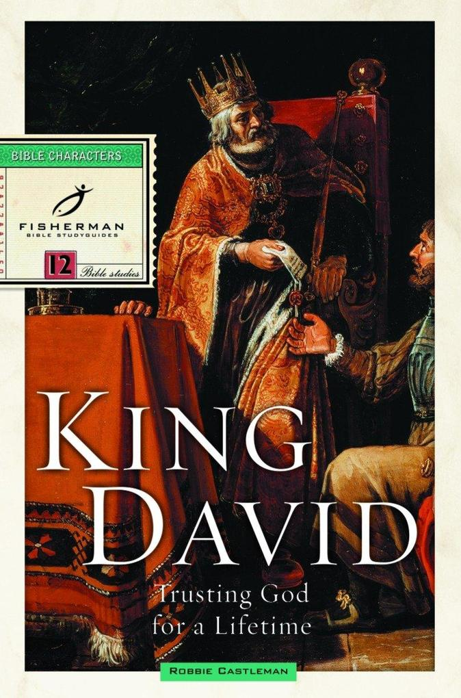 King David: Trusting God for a Lifetime als Taschenbuch