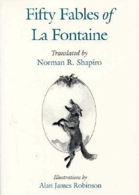 Fifty Fables of La Fontaine als Taschenbuch