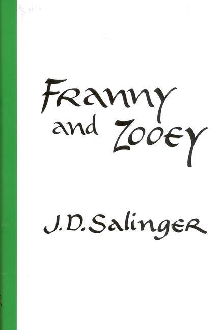 Franny and Zooey als Buch
