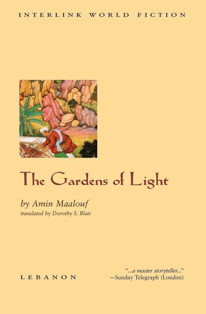 The Gardens of Light als Taschenbuch