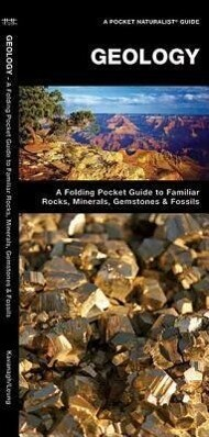 Geology: A Folding Pocket Guide to Familiar Rocks, Minerals, Gemstones & Fossils als Spielwaren