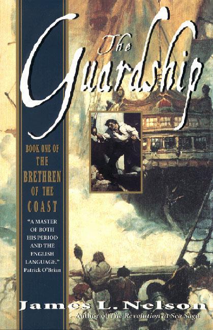 The Guardship: Book One of the Brethren of the Coast als Taschenbuch