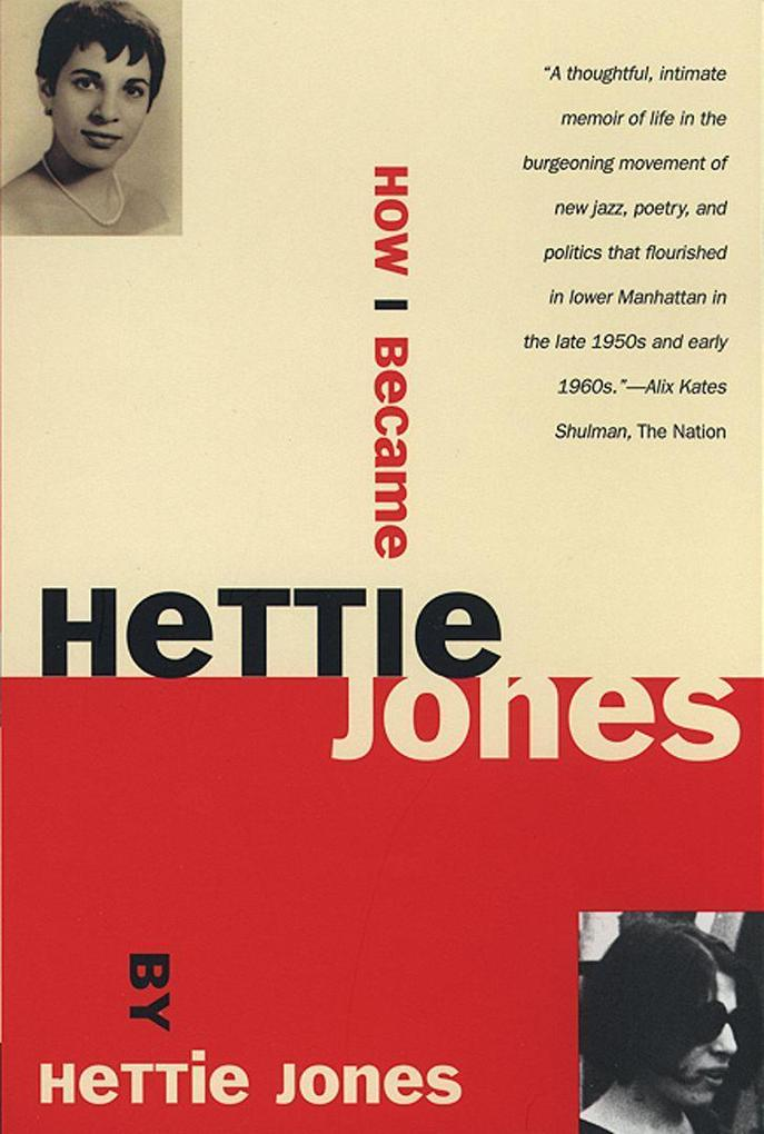 How I Became Hettie Jones als Taschenbuch