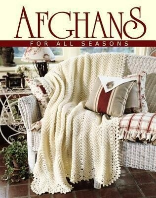 Afghans for All Seasons, Book 2 (Leisure Arts #108214) als Taschenbuch