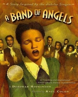 A Band of Angels: A Story Inspired by the Jubilee Singers als Taschenbuch