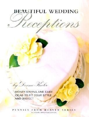 Beautiful Wedding Receptions (Leisure Arts #15890) als Taschenbuch