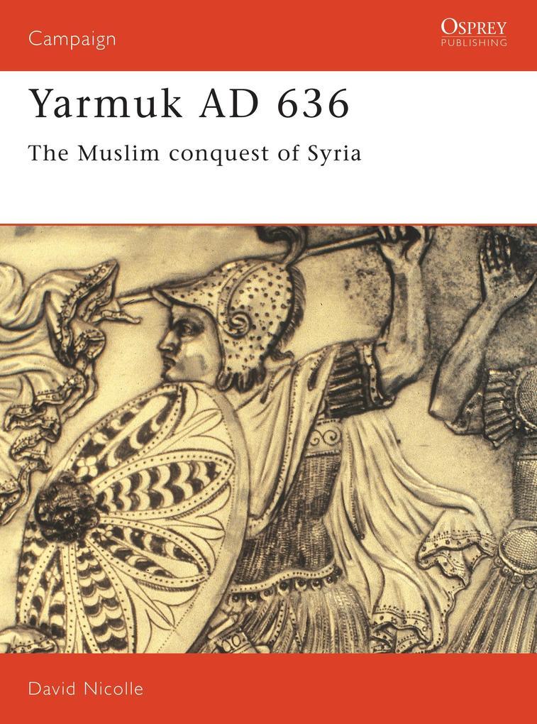 Yarmouk, 636AD als Taschenbuch