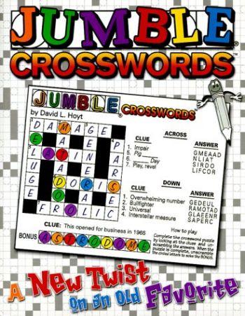 JUMBLE(R) CROSSWORDS(TM) als Taschenbuch