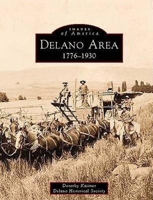 Delano Area:: 1776-1930 als Taschenbuch