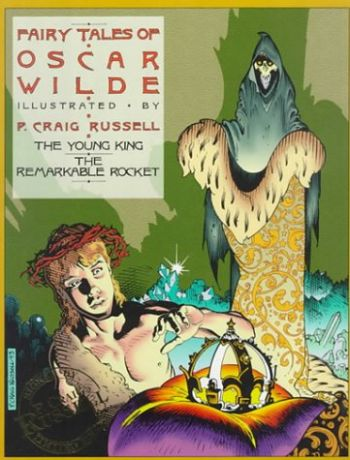 Fairy Tales of Oscar Wilde: The Young King and the Remarkable Rocket, Volume 2: Signed Edition als Buch
