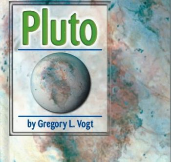 Pluto als Buch