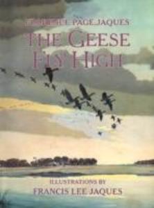 Geese Fly High als Taschenbuch