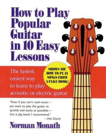 HT PLAY POPULAR GUITAR IN 10 E als Taschenbuch