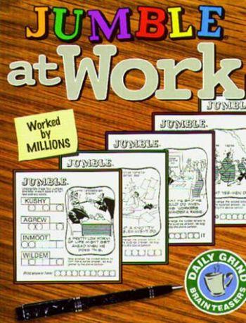 Jumble(r) at Work: Worked by Millions als Taschenbuch