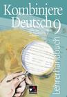 Kombiniere Deutsch 9 Bayern Lehrerhandbuch