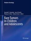 Rare Tumors In Children and Adolescents