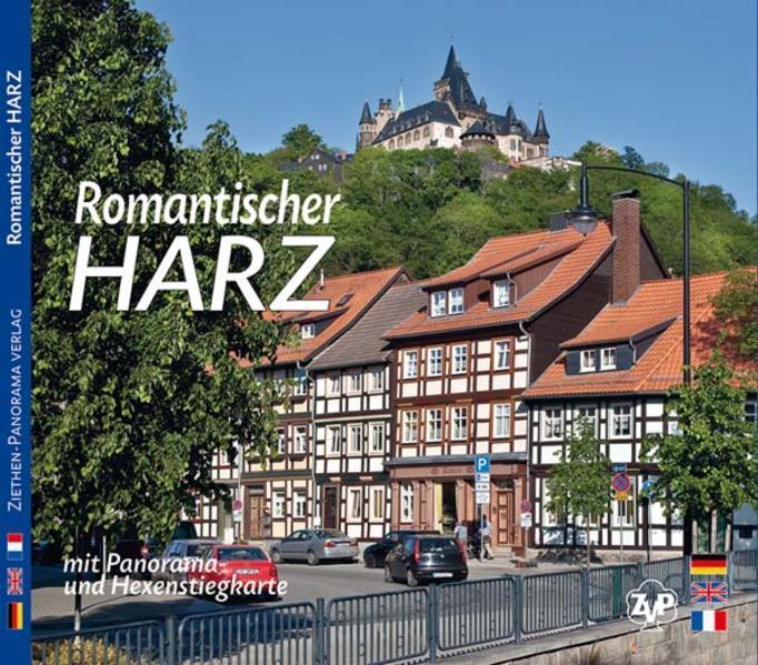Romantischer Harz als Buch