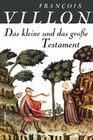 Das große und das kleine Testament