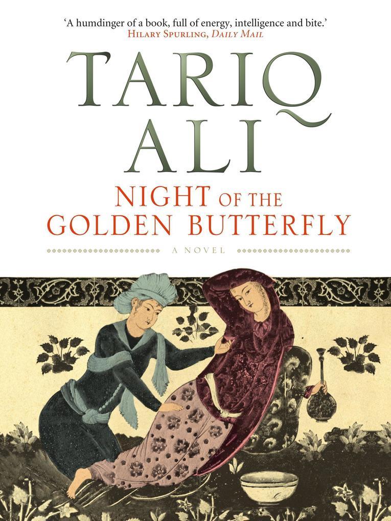 Night of the Golden Butterfly als Taschenbuch