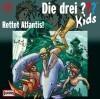 Die drei ??? Kids 17. Rettet Atlantis! (drei Fragezeichen) CD