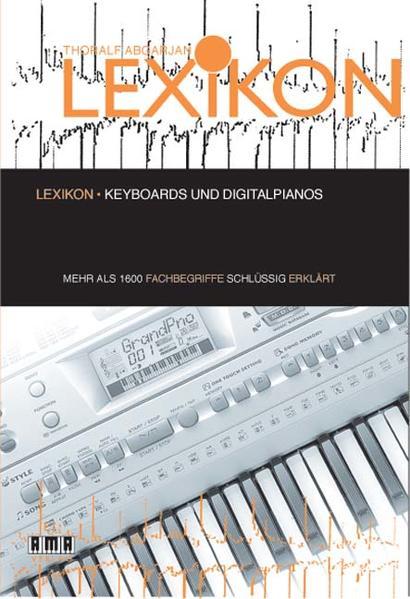 Lexikon - Keyboards und Digitalpianos als Buch