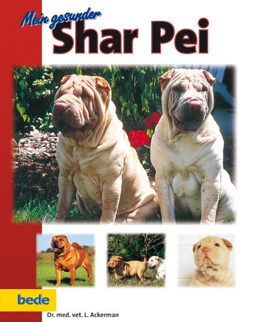 Mein gesunder Shar-Pei als Buch